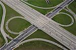 Highway 401 Interchange Toronto, Ontario, Canada