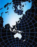 World Map    Stock Photo - Premium Rights-Managed, Artist: Nora Good, Code: 700-00012383