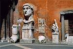 Roman Emperor Constantine The Great, Musei Capitolini, Rome, Italy    Stock Photo - Premium Rights-Managed, Artist: Boden/Ledingham       , Code: 700-00012399