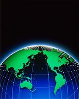 Globe    Stock Photo - Premium Rights-Managednull, Code: 700-00013051