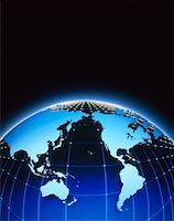 Globe    Stock Photo - Premium Rights-Managednull, Code: 700-00013053