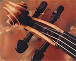 Close-Up of Violin    Stock Photo - Premium Royalty-Free, Artist: Boden/Ledingham, Code: 600-00013918