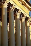 Columns St. Petersburg, Russia    Stock Photo - Premium Rights-Managed, Artist: Peter Christopher, Code: 700-00016461