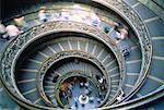 The Vatican Museum Vatican City, Rome, Italy    Stock Photo - Premium Rights-Managed, Artist: Bryan Reinhart, Code: 700-00017936