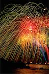 Fireworks Toronto, Ontario, Canada    Stock Photo - Premium Rights-Managed, Artist: J. A. Kraulis, Code: 700-00018714