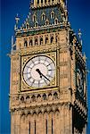 Big Ben London, England    Stock Photo - Premium Rights-Managed, Artist: Peter Christopher, Code: 700-00019487