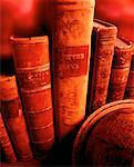 Antique Books    Stock Photo - Premium Rights-Managed, Artist: David Muir, Code: 700-00019904