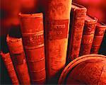 Books and Globe    Stock Photo - Premium Rights-Managed, Artist: David Muir, Code: 700-00019905