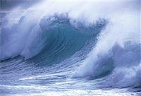 Ocean Waves Hawaii, USA    Stock Photo - Premium Rights-Managednull, Code: 700-00019944