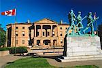 Province House, National Historic Site, Birthplace of Canada Charlottetown Prince Edward Island, Canada    Stock Photo - Premium Rights-Managed, Artist: Greg Stott, Code: 700-00022363