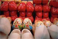 Wooden Shoes The Netherlands    Stock Photo - Premium Rights-Managednull, Code: 700-00024232