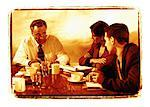 Business Meeting    Stock Photo - Premium Rights-Managed, Artist: Brian Pieters, Code: 700-00024935