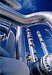 Gas Processing Plant Malaysia    Stock Photo - Premium Rights-Managed, Artist: R. Ian Lloyd, Code: 700-00026393
