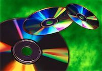 Compact Discs    Stock Photo - Premium Rights-Managednull, Code: 700-00026717
