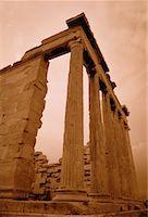 Erechtheion, Acropolis Athens, Greece    Stock Photo - Premium Rights-Managednull, Code: 700-00029073