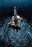 Drilling Brunei    Stock Photo - Premium Rights-Managed, Artist: R. Ian Lloyd, Code: 700-00029393