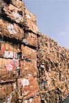 Paper Recycling Plant Jakarta, Indonesia    Stock Photo - Premium Rights-Managed, Artist: R. Ian Lloyd, Code: 700-00029396