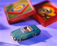 Toy Car    Stock Photo - Premium Rights-Managednull, Code: 700-00029597