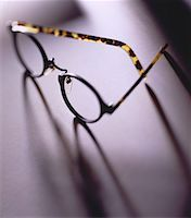 Eyeglasses    Stock Photo - Premium Rights-Managednull, Code: 700-00029600
