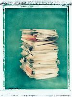 Stack of Paper    Stock Photo - Premium Rights-Managednull, Code: 700-00035009