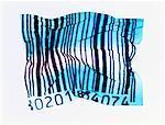 Wrinkled Barcode