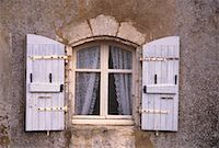 Window with Shutters France    Stock Photo - Premium Rights-Managednull, Code: 700-00035169