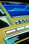 Financial Information on Computer Screen    Stock Photo - Premium Rights-Managed, Artist: Ron Fehling, Code: 700-00040017