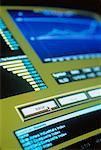 Financial Information on Computer Screen    Stock Photo - Premium Rights-Managed, Artist: Ron Fehling, Code: 700-00040018