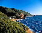 Cabot Trail, Cape Breton Island Nova Scotia, Canada    Stock Photo - Premium Rights-Managed, Artist: Larry Fisher, Code: 700-00042111