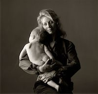 Portrait of Mother and Child    Stock Photo - Premium Rights-Managednull, Code: 700-00042669