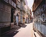 Buildings and Narrow Street, Old City of Jeddah, Saudi Arabia    Stock Photo - Premium Royalty-Free, Artist: Horst Klemm, Code: 600-00048521