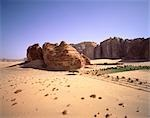 Rock Formations and Landscape, Al'Ula, Saudi Arabia    Stock Photo - Premium Royalty-Free, Artist: Horst Klemm, Code: 600-00048525