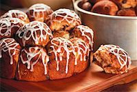 Chocolate Monkey Bread    Stock Photo - Premium Rights-Managednull, Code: 700-00052910