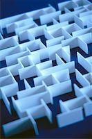 Maze    Stock Photo - Premium Rights-Managednull, Code: 700-00053102