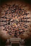 Overhead View of Kecak Dance Bali, Indonesia    Stock Photo - Premium Rights-Managed, Artist: R. Ian Lloyd, Code: 700-00056844