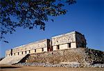 Palace of The Governor Uxmal Ruins, Mexico    Stock Photo - Premium Royalty-Free, Artist: Ed Gifford, Code: 600-00056949