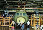 Airplane Manufacturing Plant Bandung, Indonesia