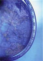 Close-Up of Globe    Stock Photo - Premium Rights-Managednull, Code: 700-00061066