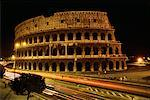 The Colosseum at Night Rome, Italy    Stock Photo - Premium Rights-Managed, Artist: Gail Mooney, Code: 700-00071109