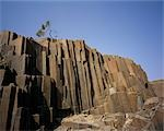 Organ Pipe Rocks near Outjo and Brandberg, Damaraland, Namibia    Stock Photo - Premium Royalty-Free, Artist: Horst Klemm, Code: 600-00074374