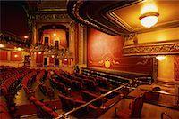 Interior of Elgin Theatre, Toronto, Ontario, Canada    Stock Photo - Premium Rights-Managednull, Code: 700-00074425