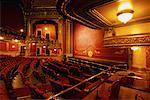 Interior of Elgin Theatre, Toronto, Ontario, Canada