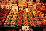 Fruit Stand in Minotagawa Market Kobe, Western Honshu, Japan    Stock Photo - Premium Rights-Managed, Artist: Karen Whylie, Code: 700-00076199