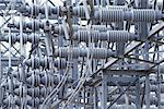 Close-Up of Electrical Sub Station Las Vegas, Nevada, USA    Stock Photo - Premium Rights-Managed, Artist: David Mendelsohn, Code: 700-00081268