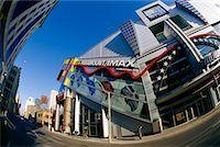 Paramount IMAX Theatre and Street Toronto, Ontario, Canada    Stock Photo - Premium Rights-Managednull, Code: 700-00084387