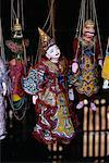 Burmese Puppets for Sale Bagan, Myanmar    Stock Photo - Premium Rights-Managed, Artist: R. Ian Lloyd, Code: 700-00084655