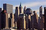 Manhattan Cityscape New York, New York, USA    Stock Photo - Premium Rights-Managed, Artist: Damir Frkovic, Code: 700-00085470