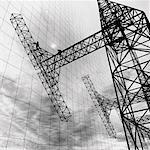 Radar Installation Maine, USA    Stock Photo - Premium Rights-Managed, Artist: David Mendelsohn, Code: 700-00090080
