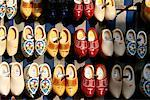 Wooden Shoes Bloemenmarkt, Amsterdam, The Netherlands