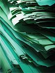 Stack of Files    Stock Photo - Premium Rights-Managed, Artist: Andrew Kolb, Code: 700-00090771